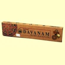 Incienso Davanam - 15 gramos - Goloka