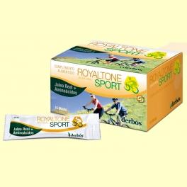 Royaltone Sport - Actividades deportivas - 15 sticks - Derbós