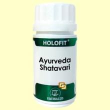 Holofit Ayurveda Shatavari - Mujer - 180 cápsulas - Equisalud