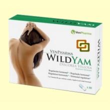 Wild Yam Ñame Silvestre y Vitamina B6 - 80 cápsulas - VenPharma