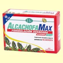 Alcachofa Max - 60 tabletas - Laboratorios Esi