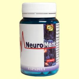 Neuroment - Memoria - 60 cápsulas - Espadiet