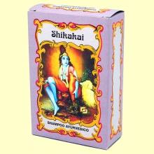 Shikakai Champú Ayurvedico - 100 gramos - Radhe Shyam