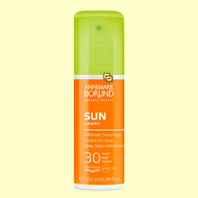 SUN Sport Spray Refrescante IP30 Alto - 100 ml - Anne Marie Börlind