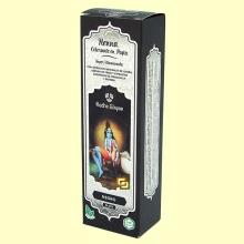Henna Negro Pasta - 200 ml - Radhe Shyam
