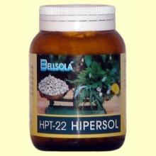 Hipersol HPT-22 - Bellsola - 100 comprimidos