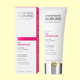ZZ Sensitive Crema de Noche Reparadora - 50 ml - Anne Marie Börlind
