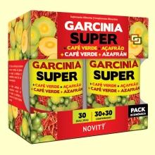 Garcinia Super Pack - 60 comprimidos - Novity