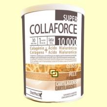 Super Collaforce 10000 - Colágeno y Ácido Hialurónico - 450 gramos - Dietmed