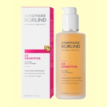 ZZ Sensitive Gel Facial Reafirmante - 150 ml - Anne Marie Börlind