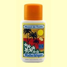 Aceite Protector Solar Monoï de Tahiti Factor 6 - 150 ml - Radhe Shyam