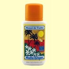Aceite Protector Solar Monoï de Tahiti Factor 15 - 150 ml - Radhe Shyam