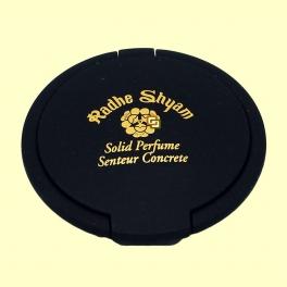 Perfume Sólido Rosa - 4 ml - Radhe Shyam
