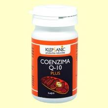 Coenzima Q-10 Plus 700 mg - Antioxidante Natural - 60 cápsulas - Klepsanic