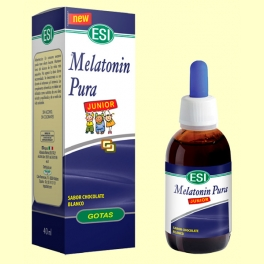 Melatonin Pura Junior Gotas - Melatonina - 40 ml - Laboratorios Esi