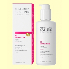 ZZ Sensitive Suave Emulsión Limpiadora - 150 ml - Anne Marie Börlind