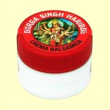 Crema balsámica Durga Singh Haribol - 15 ml - Radhe Shyam
