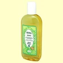 Champú Henna Cabello Graso - 250 ml - Radhe Shyam