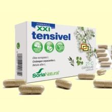 Tensivel - olivo, espino blanco, abedul - Soria Natural - 30 cápsulas  *