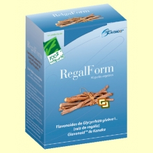 RegalForm - Flavonoides de regaliz - 60 perlas - 100% Natural