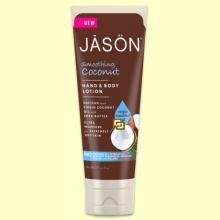 Loción de Manos y Cuerpo Coco - 227 gramos - Jason