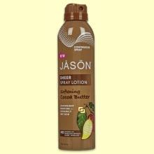 Loción de manos y cuerpo Cacao - 117 ml - Jason