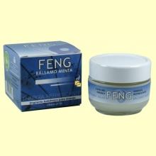 Ungüento Bálsamo Menta - 50 ml - Feng