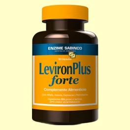 Levirón Plus Forte - Hierro y Vitaminas - 30 comprimidos - Enzime Sabinco