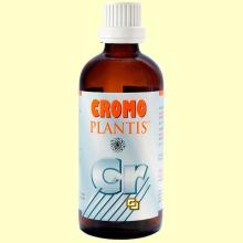 Cromo Plantis - 100 ml - Oligoelemento Esencial