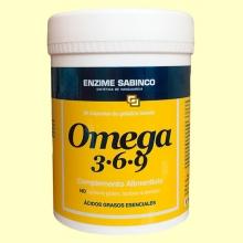Omega 369 - 90 cápsulas - Enzime Sabinco