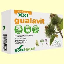 Gualavit 30-C - 30 cápsulas - Soria Natural