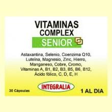 Vitaminas Complex - 30 cápsulas - Integralia