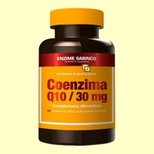 Coenzima Q-10 30 mg - 60 perlas - Enzime
