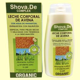 Leche Corporal de Avena - 250 ml - Shova.De