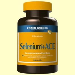 Selenium + ACE - 30 comprimidos - Enzime Sabinco