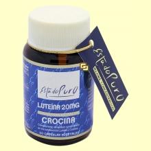 Luteína 20 Mg Crocina - 30 cápsulas - Tongil  *