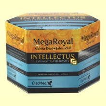 Mega Royal Intellectus Jalea Real - 20 ampollas - DietMed *