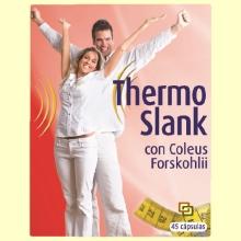 Thermo Slank - Facilita tu termogénesis - 45 cápsulas - Espadiet