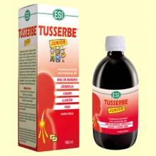 Tusserbe Junior - Vías Respiratorias - 180 ml - Laboratorios ESI
