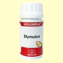 Holomega Stymulus - 50 cápsulas - Equisalud