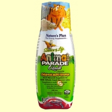 Animal Parade Liquilicious Multivitamínico - 240 ml - Natures Plus