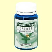 Isowoman Complex - 45 cápsulas - Espadiet