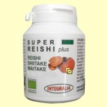 Super Reishi Plus - 90 cápsulas - Integralia