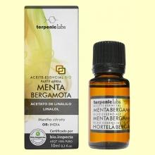 Menta Bergamota - Aceite Esencial - 10 ml - Terpenic Labs