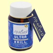 Ultra Krill Estado Puro - 60 perlas - Tongil
