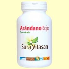 Arandano Rojo 600 mg - 30 cápsulas - Sura Vitasan