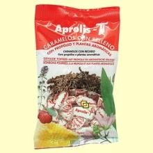 Caramelos Aprolis-T con Propóleo y Plantas Aromáticas - 100 gramos - Intersa