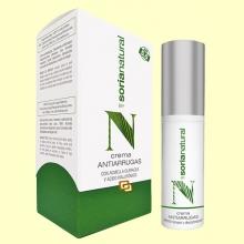 Crema Antiarrugas - 30 ml - Soria Natural *