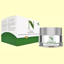 Crema Nutritiva - Jojoba y Rosa Mosqueta - 30 ml - Soria Natural