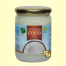 Aceite de Coco Virgen Eco - 500 ml - 100% Natural